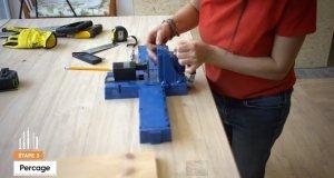 Tutoriel : Fabriquer une étagère simple décorative - Étape 3