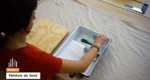Tutoriel : Fabriquer une étagère simple décorative - Étape 4