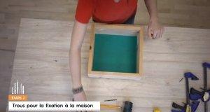 Tutoriel : Fabriquer une étagère simple décorative - Étape 7