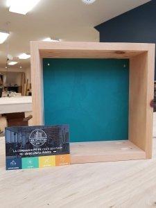 Tutoriel : Fabriquer une étagère simple décorative