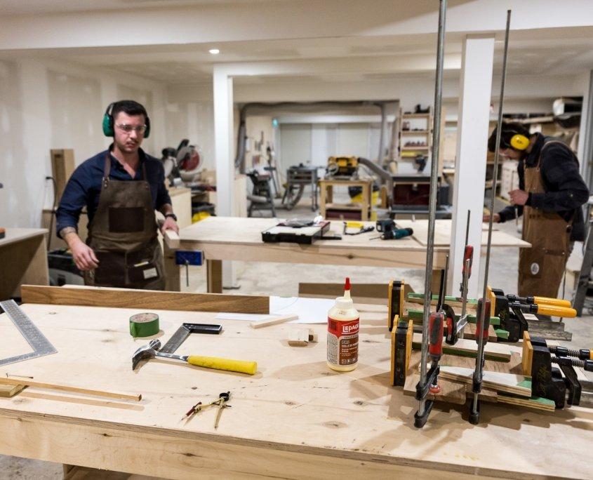 Fabriquer meubles Montréal