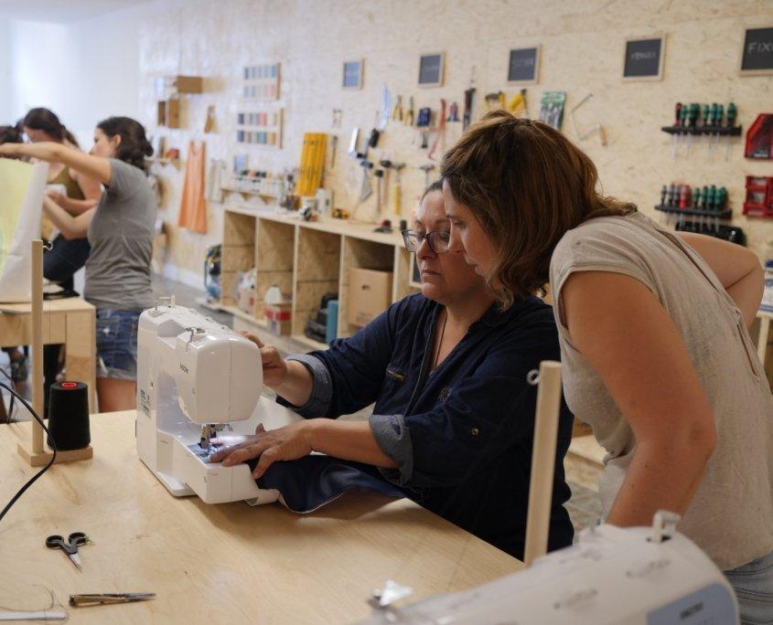 Cours couture Montréal