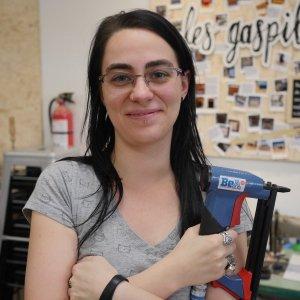 Audrey Rembourrage Montréal Les Affûtés