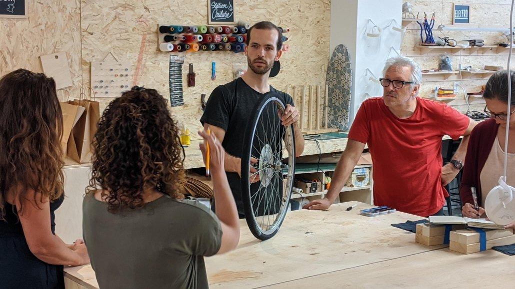 Ateliers vélo Montréal